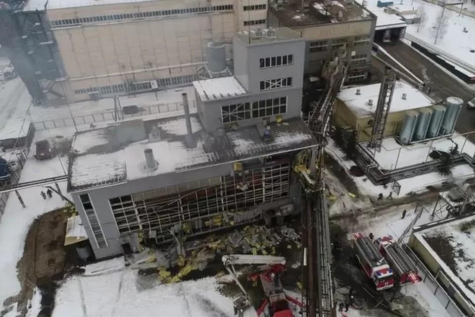 Начальник цеха ответит за взрыв на заводе под Липецком