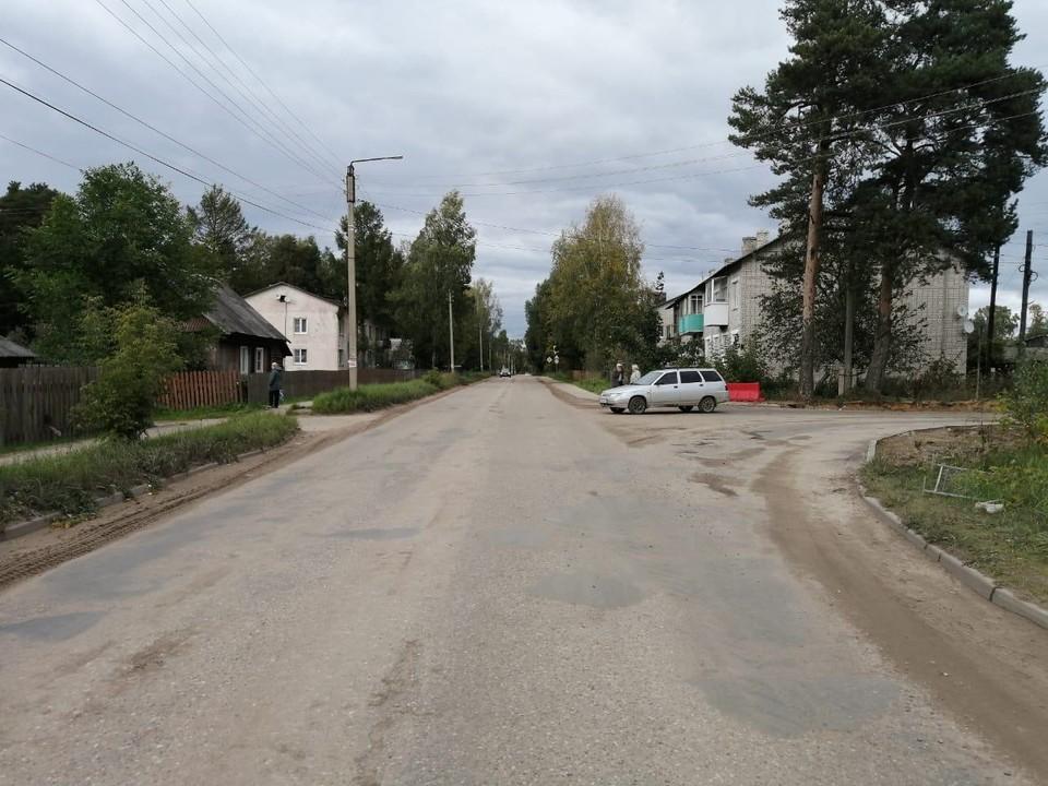 На перекрестке сбили велосипедиста Фото: УГИБДД России по Тверской области