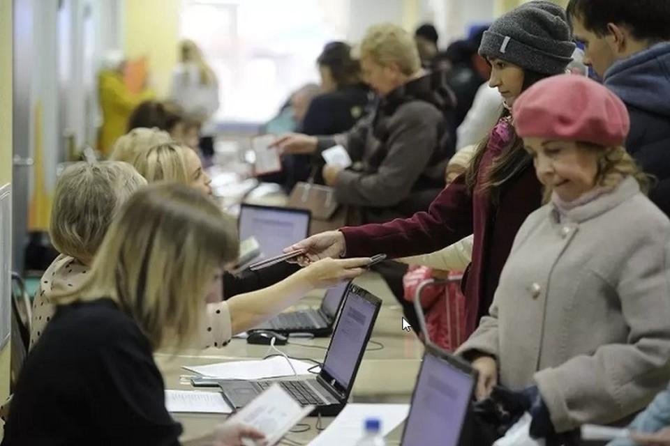 Заявлений от избирательных объединений подано не было