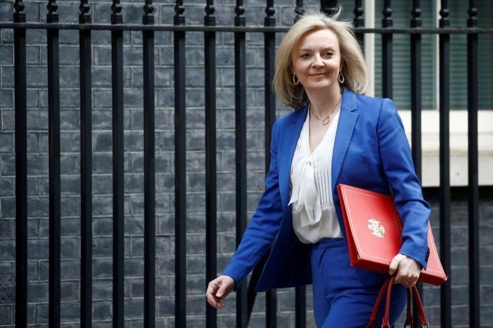Главой МИД Великобритании назначена министр внешней торговли Элизабет Трасс
