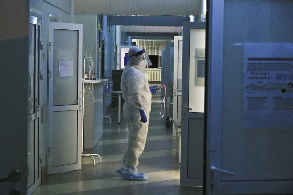 В Ростовской области коронавирусом заразился еще 461 человек