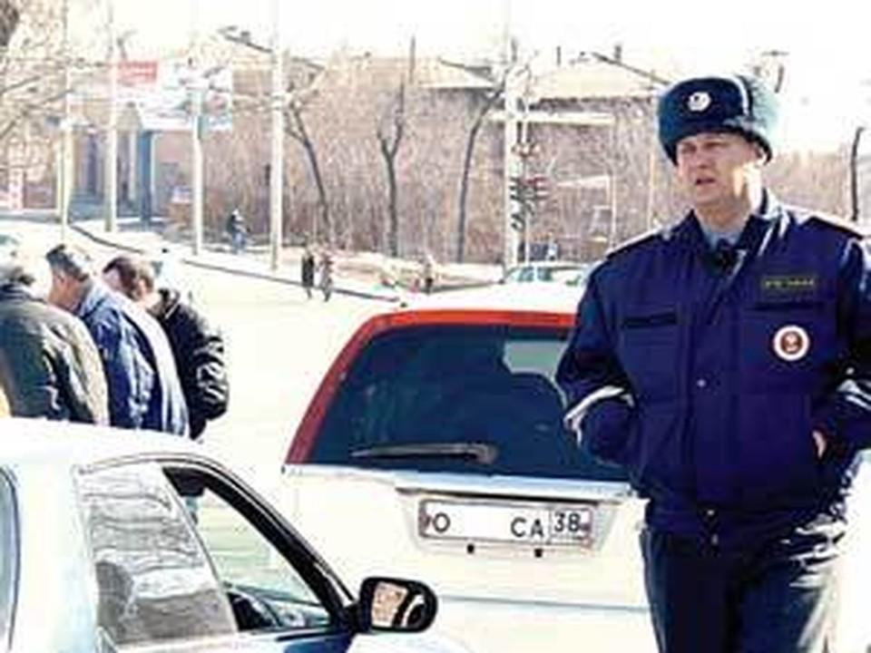 Сегодня в Иркутске проходит операция «Пешеход»