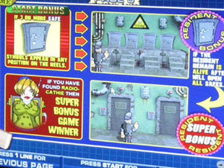 Игровой автомат super jump