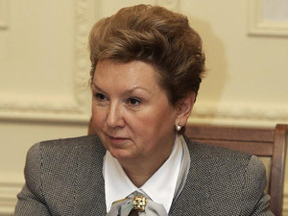 Татьяна Дмитриева была блестящим врачом и красивой женщиной...