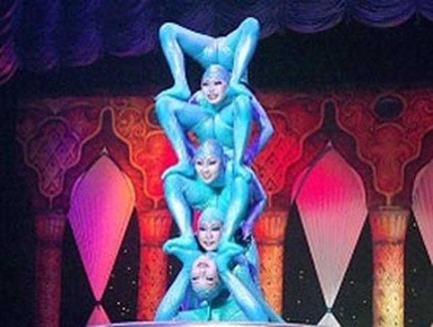Голая в цирке фото 89215 фотография