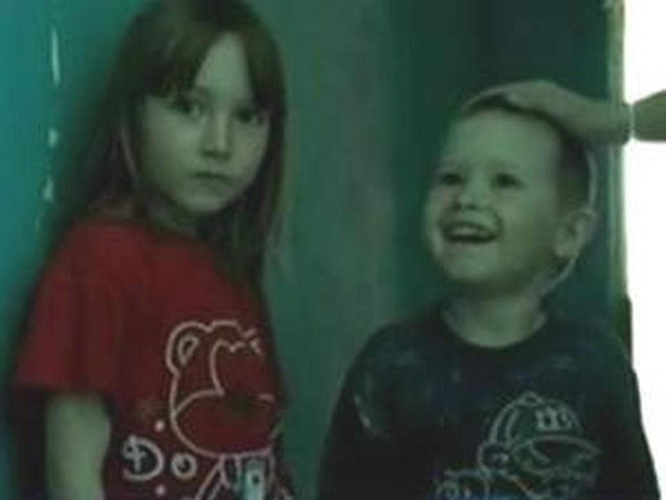 Данил Зайцев спас свою старшую сестричку Валю