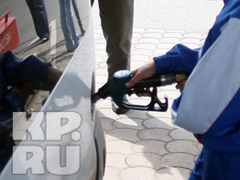 Бензин пока не дорожает