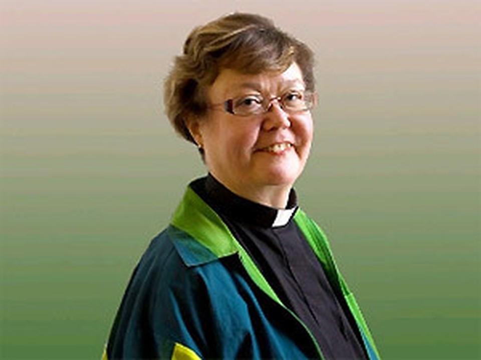 Секретарь епархии Ирья Аскола была избрана епископом Хельсинкской епархии евангелическо-лютеранской церкви в июне этого года,