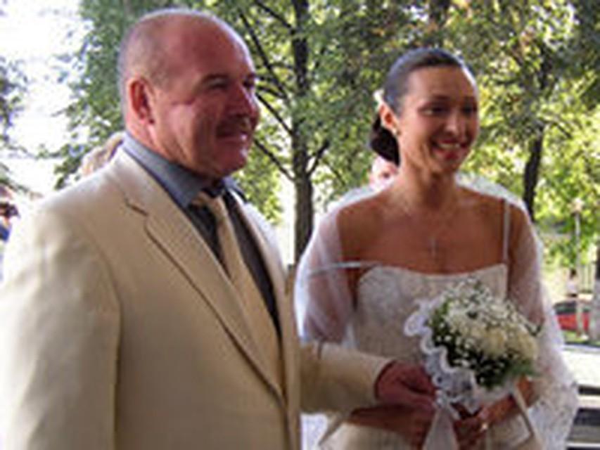 Агурбаш николай свадьба фото