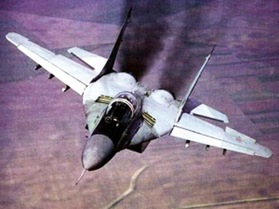 Под Ганцевичами разбился МИГ-29.