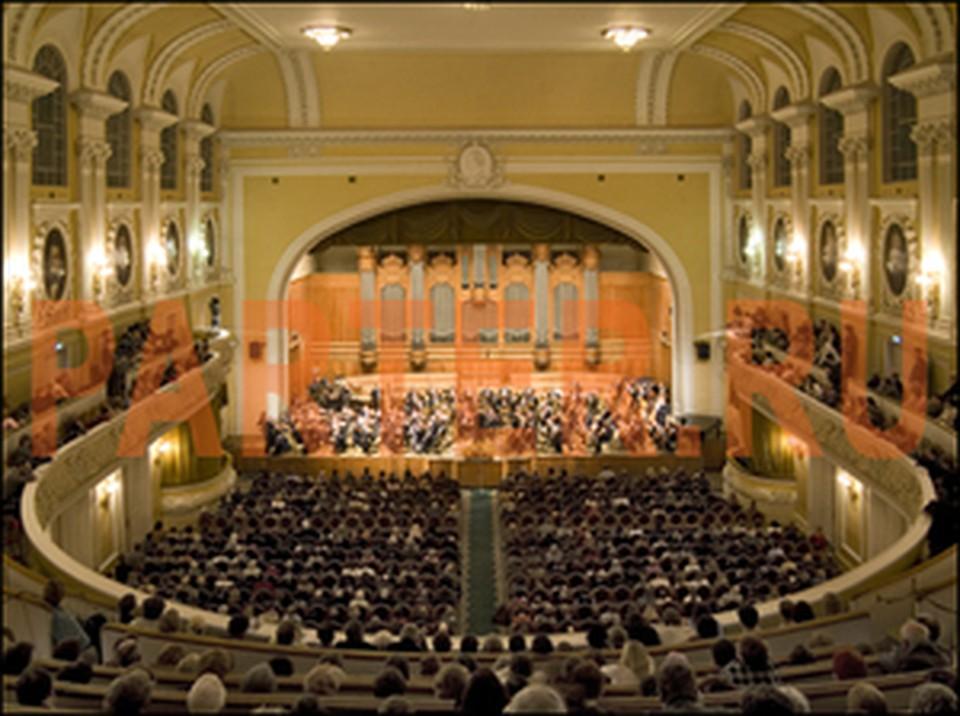 Во время реконструкции знаменитый орган из консерватории вывозить не будут.