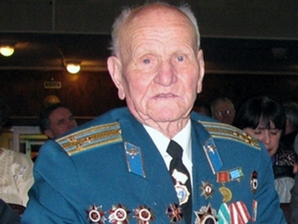 Алексей Алексеевич Соколов.