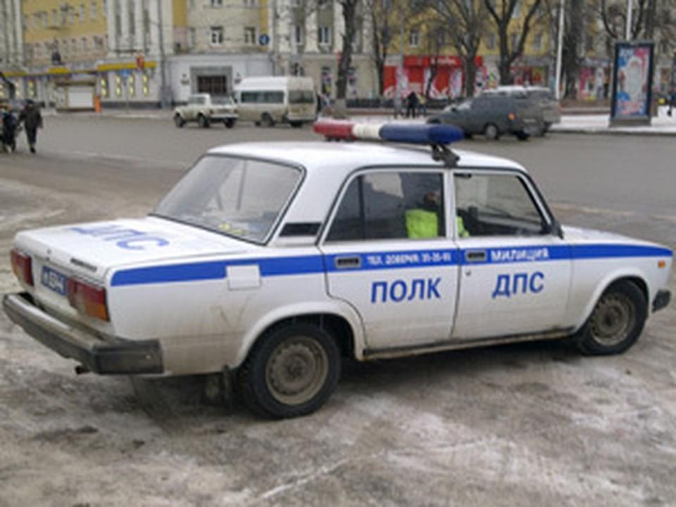 Каждый день в Воронежской области ДПСники выезжают более чем на 160 аварий.