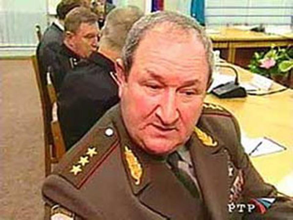 Геннадий Трошев