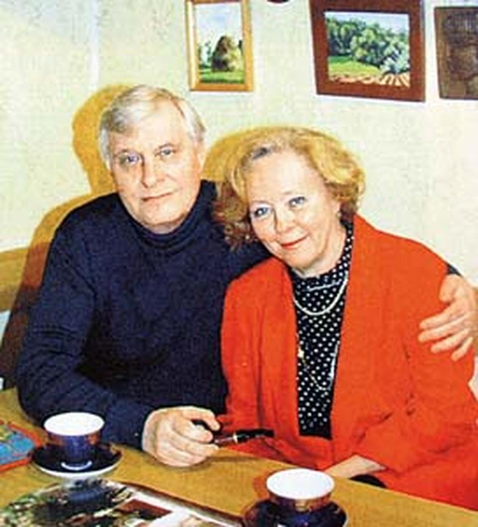 Олег Валерианович с женой Галиной счастливы уже более 40 лет.