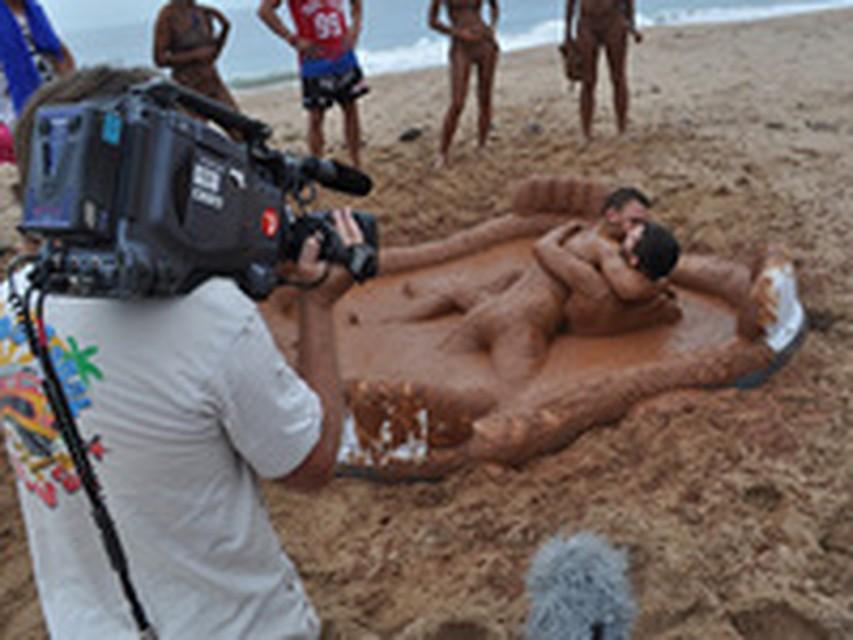 Секс в реалити шоу каникулы в мексике без цензуры