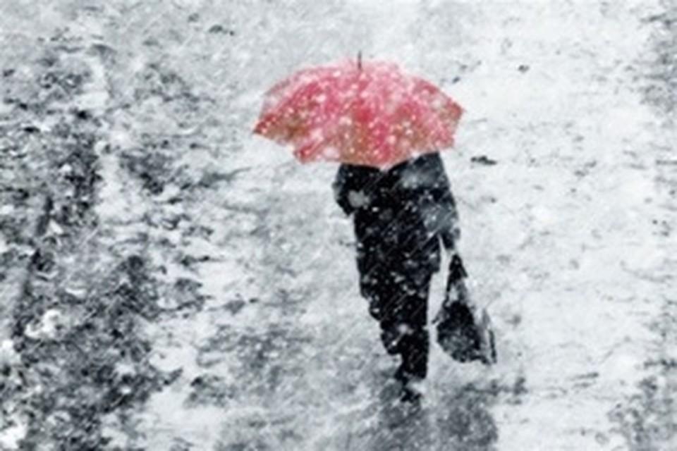 Ближайшие недели нас ожидает дождь и мокрый снег