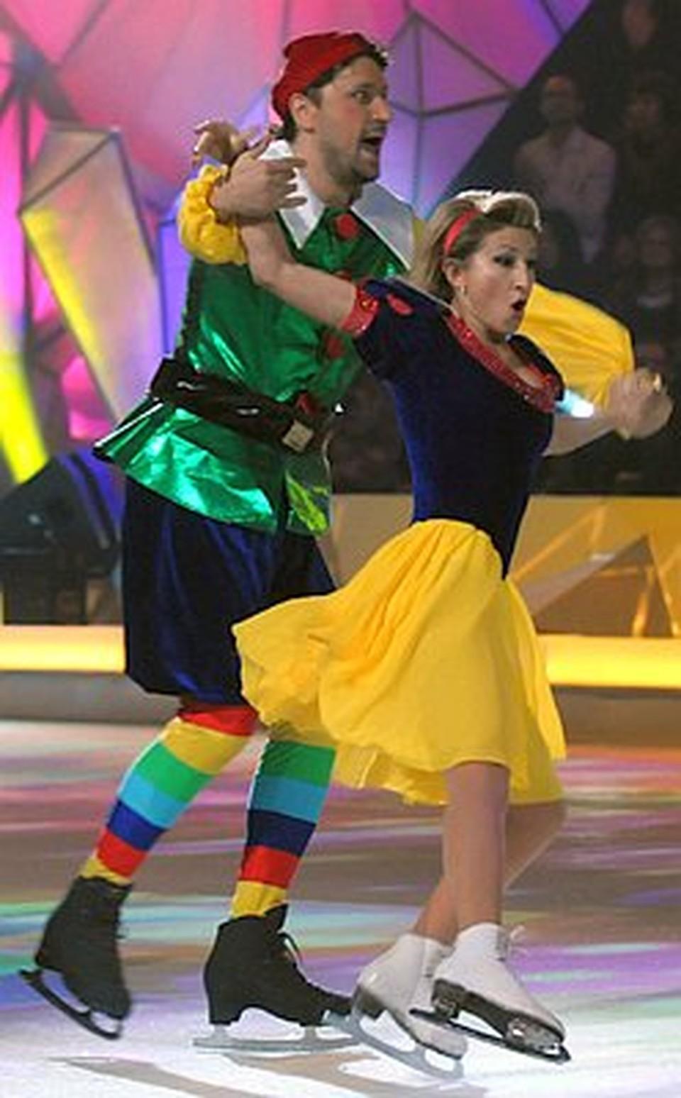 Виктор Логинов и Оксана Казакова в паре - страшная сила!