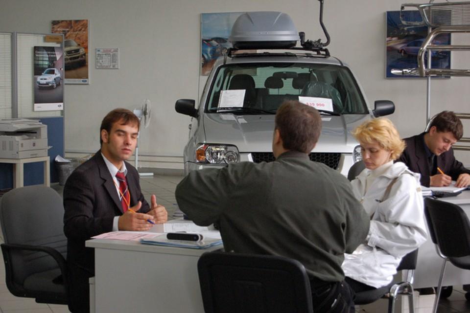 Лучше покупать авто в салоне — никаких сюрпризов.