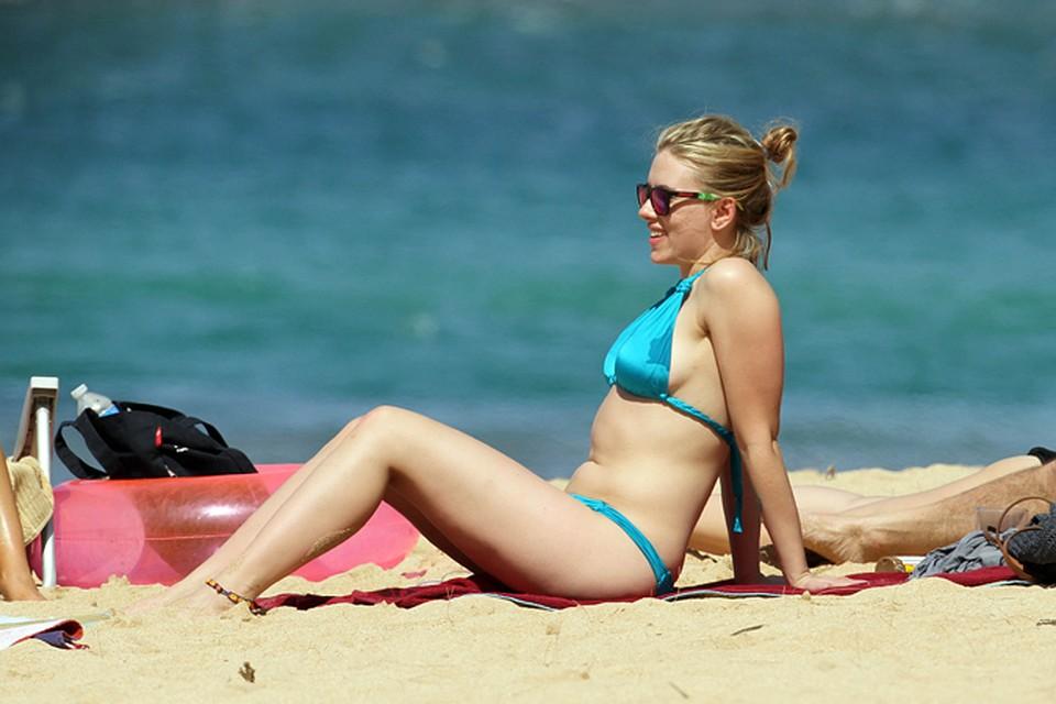 Жены пляж в бикини фото 614-359