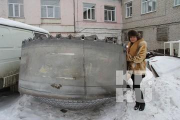 Два сибирских села превратились в полигон космического мусора