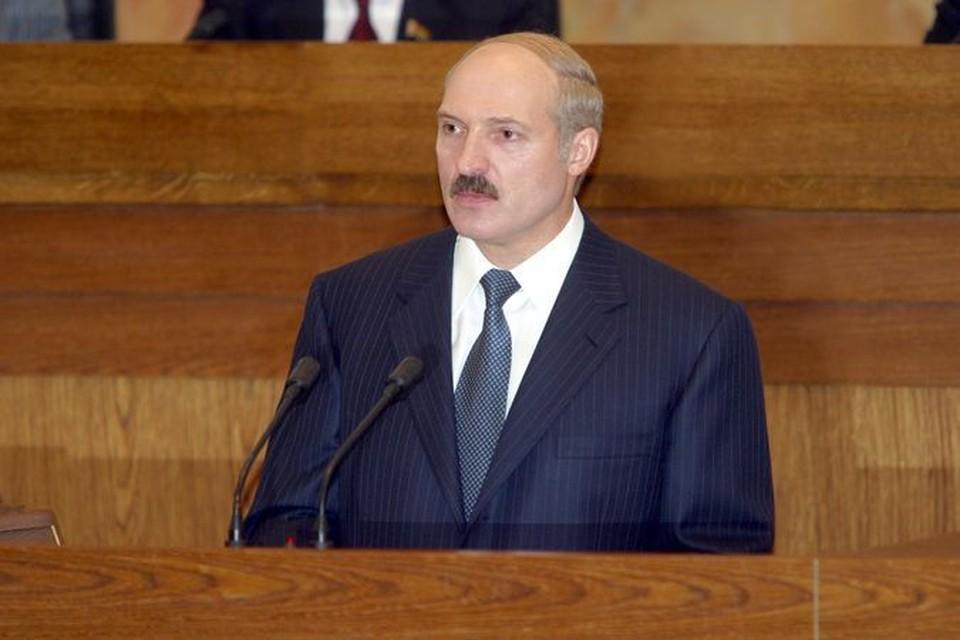 Лукашенко обратился к народу.
