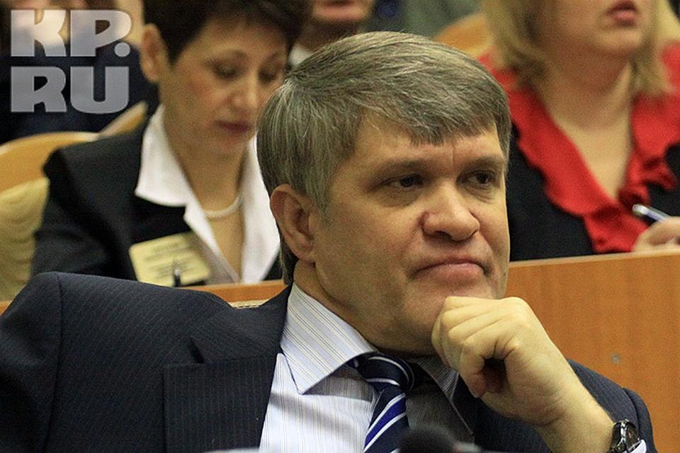 Главный прокурор Алтайского края заработал за прошлый год млн  Главный прокурор Алтайского края Яков Хорошев