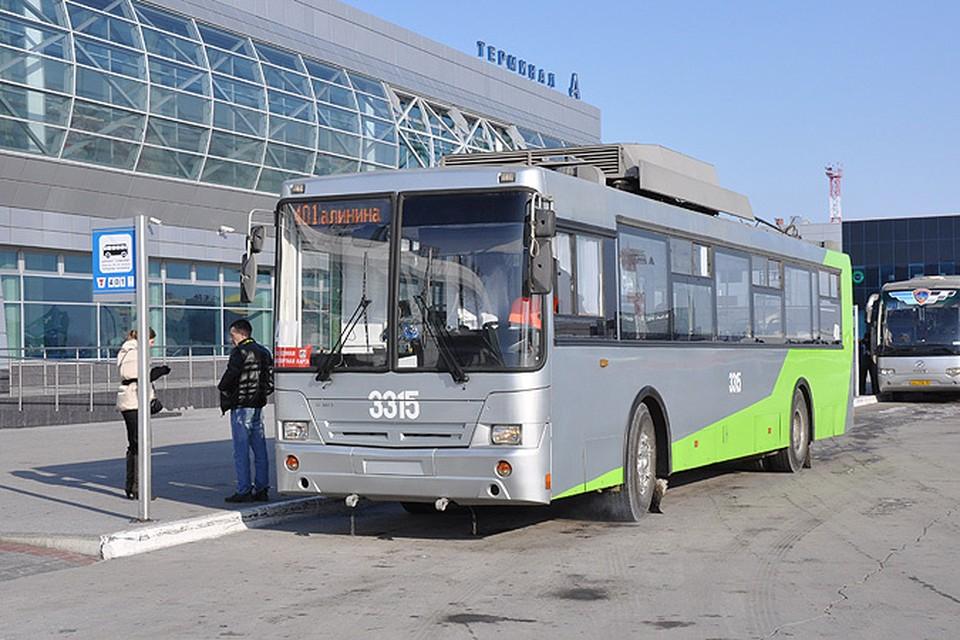 Скоро в Новосибирске начнет курсировать второй троллейбус на автономном ходу с улучшенными техническими характеристиками.