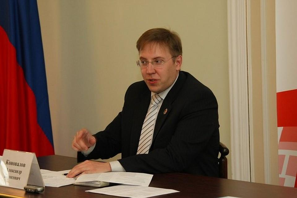 Член штаба в поддержку путина профессор кемгу александр коновалов