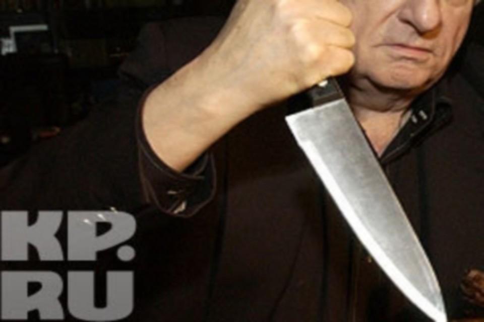 """Драться ребята пришли с ножами и """"травматикой""""."""