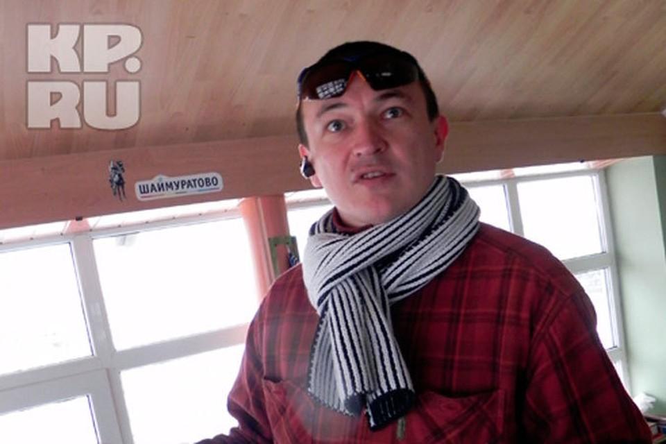 38-летний фермер-новатор из Кармаскалинского района Артур Нургалиев дисквалифицирован на год