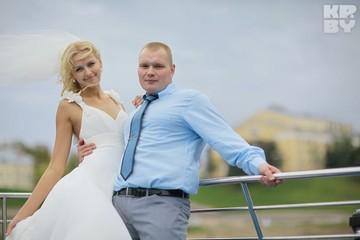 «Мисс Беларусь 2008» Ольга Хижинкова: «Свадьба у нас была до неприличия правильная!»