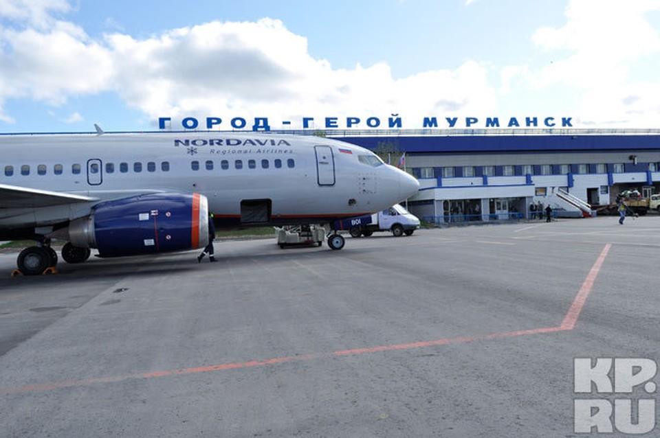 Рейс из Москвы в Мурманск должен был состояться еще вчера вечером.