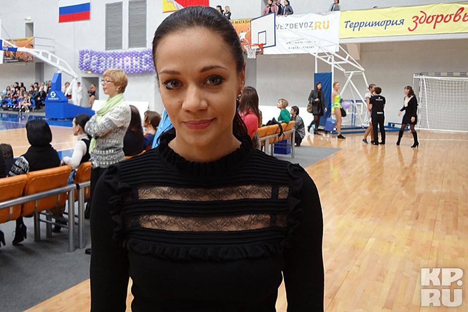 Сама у себя гимнастка фото 507-705