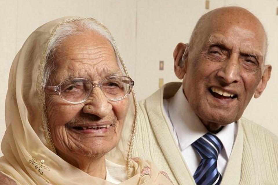 107-летний Карам и 100-летняя Катари Чанды подали заявку в Книгу рекордов Гиннесса