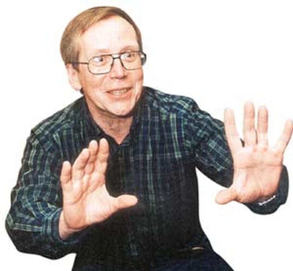 Юрий Вяземский: «Внимание, вопрос на засыпку!»