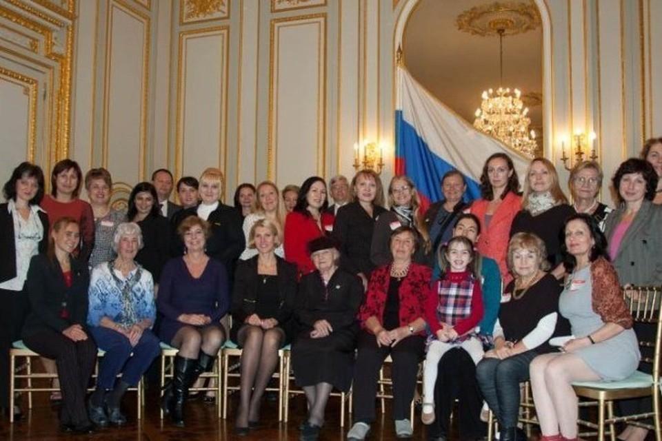 Русские американки объединились в общественную организацию