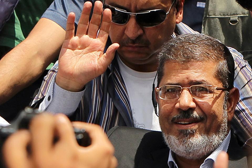 Президент Египта Мухаммед Мурси
