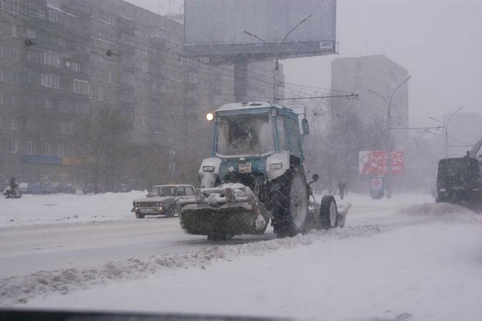 В ближайшие выходные, 16 и 17 февраля, в Новосибирске и области ещё больше похолодает.