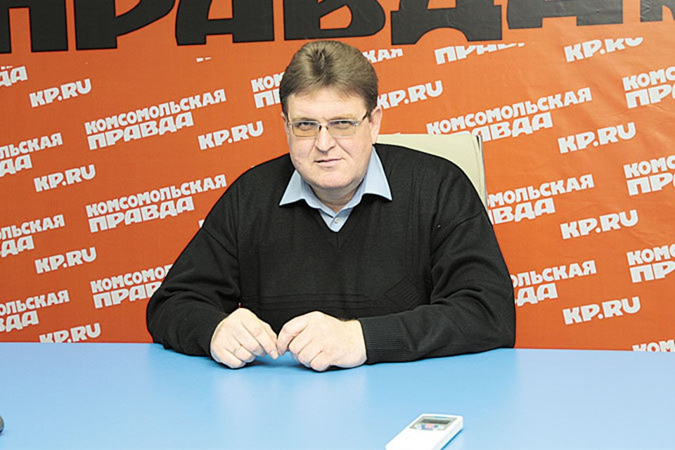 Александр Владимирович Головков, директор Хоперского заповедника.