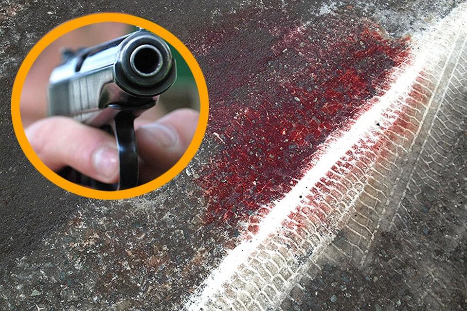Москвич открыл стрельбу по соседям во дворе из травматики