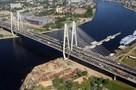 Вантовый мост в Петербурге вошел в топ-5 самых красивых