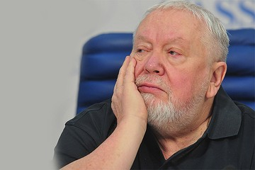Сергей Соловьев: «Искусством занимаются только придурки»