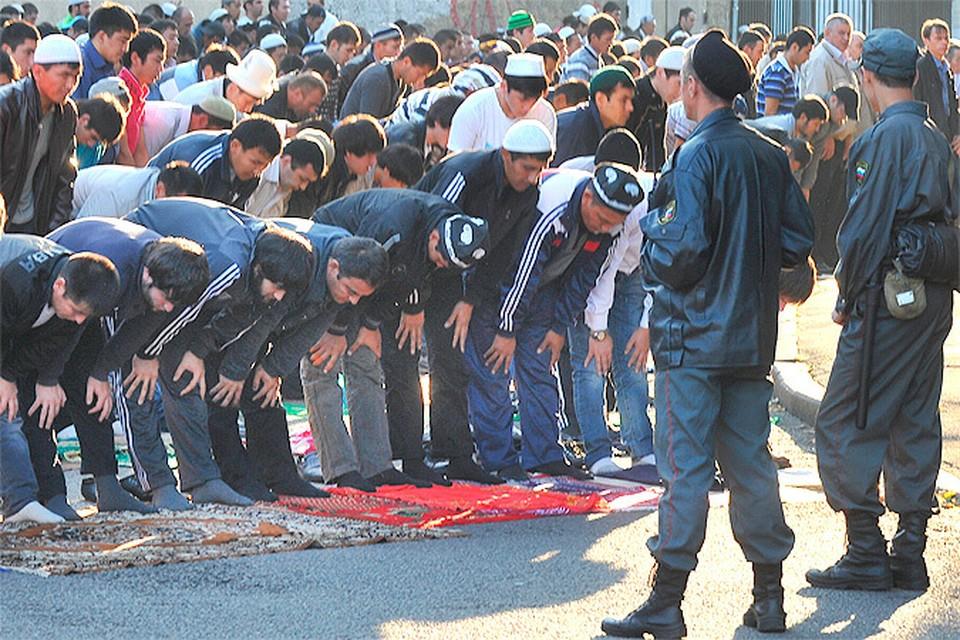 Сегодня начнутся ограничения движения из-за празднования «Ураза-Байрам»