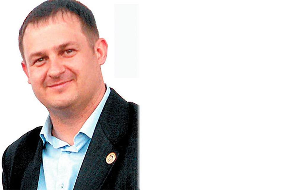 Директор ООО «Росэкспорт» Виталий Новиков.