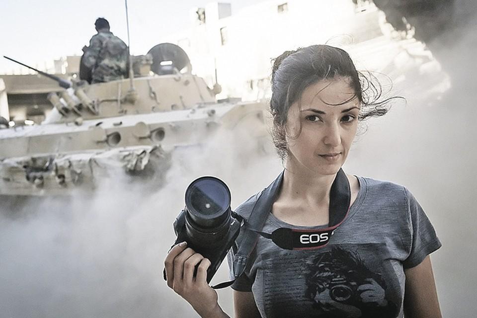 Корреспондент  «КП» была в Дамаске во время химической атаки.