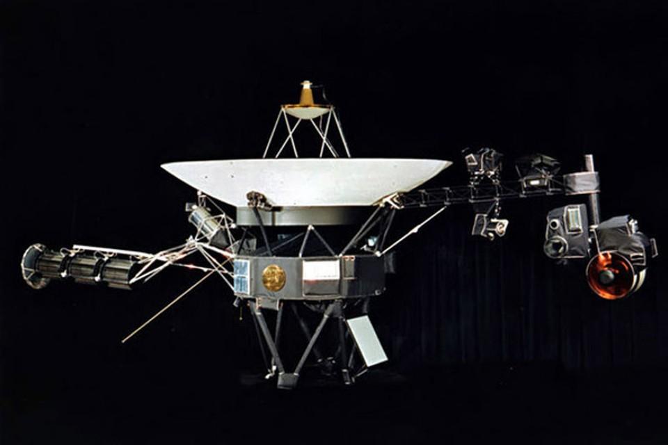 Межпланетный зонд Voyager 1