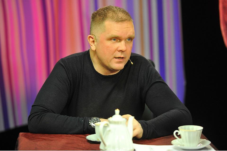 """Андрей Колесников в гостях у телеканала и радио """"Комсомольская правда"""""""