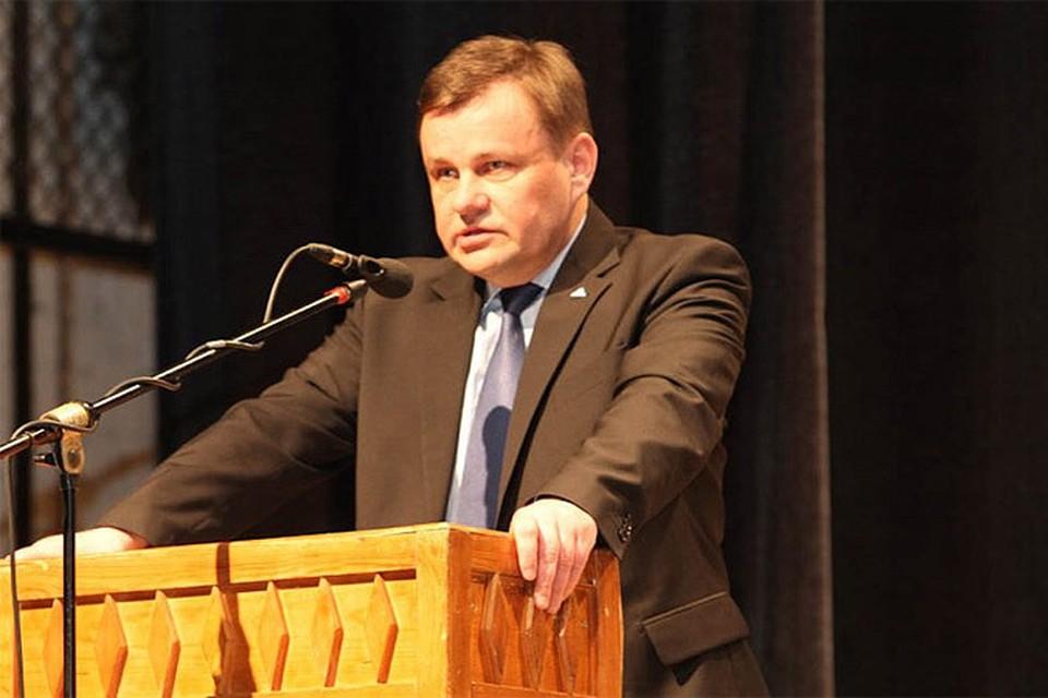 Спикер литовского Сейма Видас Гядвилас уходит в отставку