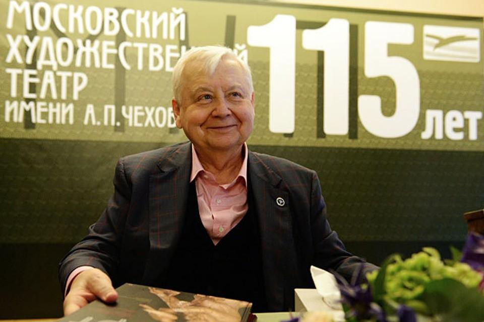 На днях в МХТ им. Чехова состоялось вручение премий. С одной стороны, эта процедура традиционная – она в театре, руководимом Табаковым, проводится ежегодно, а с другой – нынешнее мероприятие приурочено к 115-му дню рождения легендарного Художественного театра